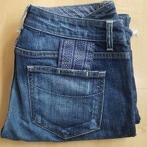 "Paige ""Jimmy Jimmy"" Jeans."